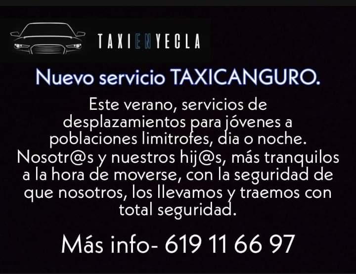 Taxi Canguro